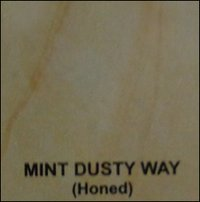 Mint Dusty Way Honed Sand Stones