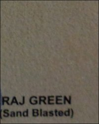 Raj Green Sand Blasted Sand Stones