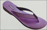 Attractive Purple Ladies Chappal