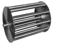 Magnetic Rotary Grill Separator