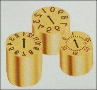 Beryllium Copper Date Indicator
