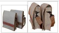 Eco Friendly Conference Shoulder Jute Bags (PLJU 622)
