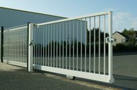 Automatic Side Open Gate