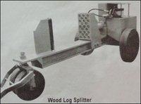 Wood Log Splitter