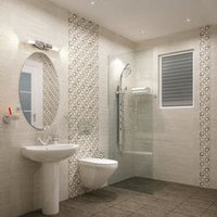Bathroom Anti Skid Tiles