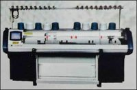 Computerized Flatbed Knitting Machine