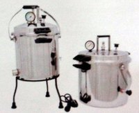 Cooker Type Autoclave