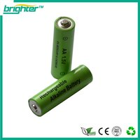 AA Rechargeable Alkaline Battery
