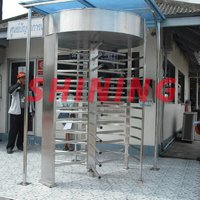 Industrial Full Height Turnstile