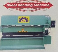 Sheet Bending Machine