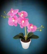 Pink Orchids Artificial Flower