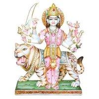 Durga Standing Statue