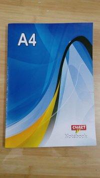 A4 Long Book