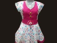 Cotton Frock For Girls (NN-007)