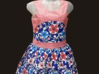 Cotton Frock For Girls (NN-009)