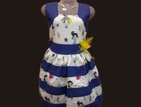 Cotton Frock For Girls (NN-012)