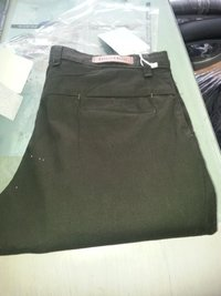 Cotton Lycra Trousers for Men