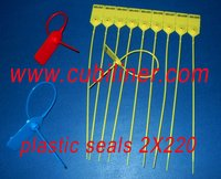 Plastic Security Seals