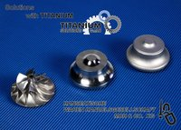 Titanium Forgings For Compressor Wheels