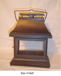 Copper Antique Lantern