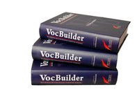 VocBuilder Dictionary