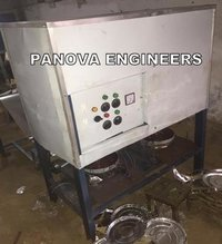 Fully Automatic Paper Plate And Dona Machine (Double Die)
