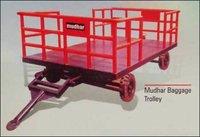 Mudhar Baggage Trolley
