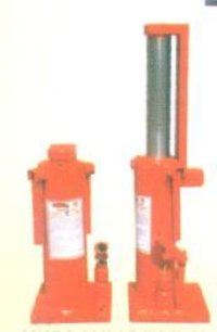 Bottle Type Hydraulic Toe Jacks