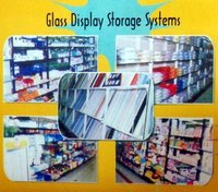Glass Display Storage Systems
