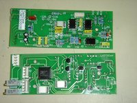 LVDT Signal Control Board