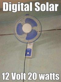 DC (Solar) Wall Fan