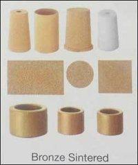 Bronze Sintered Filters