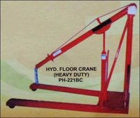 Heavy Duty Hydraulic Floor Crane