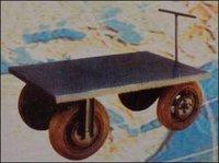 Maruti Tyre Platform Trolley