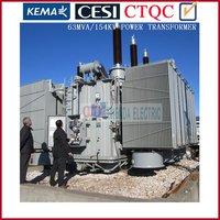 120MVA Step Up Transformer