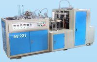 Automatic Paper Cup Forming Machine AV221