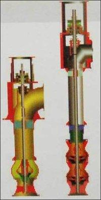 Vertical Pumps (SVT, SVMF and SVAF)