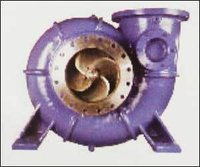 Horizontal Mixed- Flow Pumps (SMF)