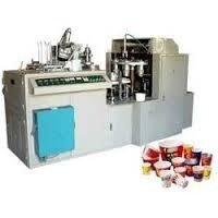 Ice Cream Cup Making Machine