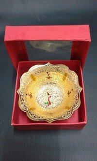 Designer Gold Plated Bowls