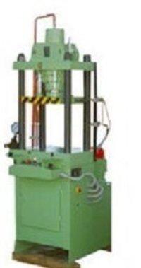Hydraulic Number Punching Machine