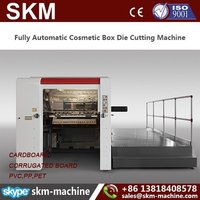 Pizza Box Packaging Die Cutting Machines