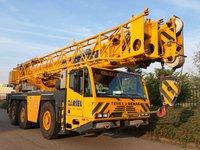 50 Ton Hydraulic Crane