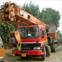 40 Ton Hydraulic Crane