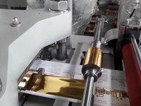 Roll Hot Stamping Foil Die Cutting Machine