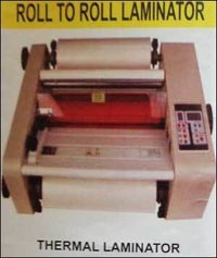 Roll To Roll Laminator