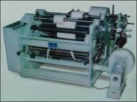 Central Drum Slitting Machine