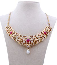 Diamond Necklace (NK00020)