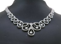 IT/SN-096 Diamond Necklace