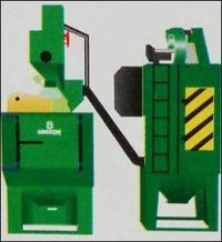 Manual Tumble Type Shot Blasting Machine